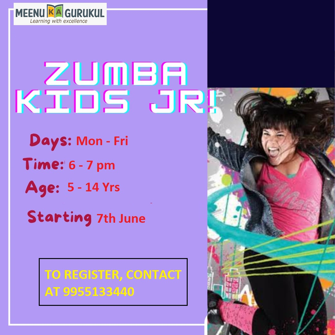 Kids Zumba
